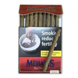 Meharis by Agio Red Orient Cigar - 10 Packs of 10