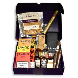 Camacho Connecticut, Corojo and Criollo Mixed Cigar Selection Box