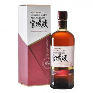 Nikka Miyagikyo Sherry Wood Finish 2018 Single Malt Whiskey - 70cl 46%
