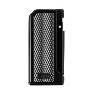 Colibri Monza Single Jet Lighter - Black
