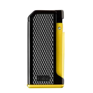 Colibri Monza Single Jet Lighter - Yellow