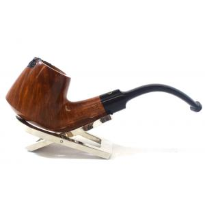 Orchant Seleccion 2078 Part Carved Metal Filter Limited Edition 1/3 Fishtail Pipe (OS002)