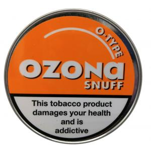 Ozona O Type (Orange) Snuff - 5g Tin