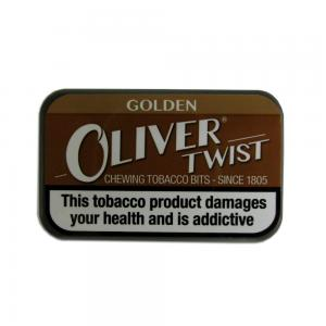 Oliver Twist Golden - Smokeless Tobacco Bits 7g Pack