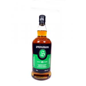 Springbank 15 Year Old 2019 - 70cl 46%