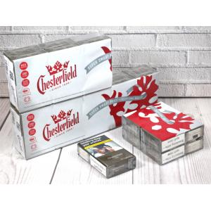 Chesterfield Red Kingsize - 20 packs of 20 cigarettes (400)