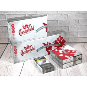 Chesterfield Red Superking - 20 packs of 20 Cigarettes (400)