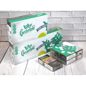 Chesterfield Bright Superking - 20 packs of 20 cigarettes (400)