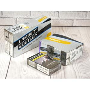 Lambert & Butler Bright Gold Kingsize - 10 Pack of 20 Cigarettes