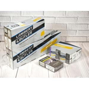 Lambert & Butler Bright Gold Kingsize - 20 Packs of 20 Cigarettes (400)
