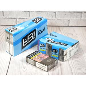 Lambert & Butler Real Blue Kingsize - 10 Packs of 20 Cigarettes (200)