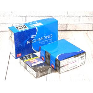 Richmond Real Blue Superking - 1 Packs of 20 cigarettes (20)