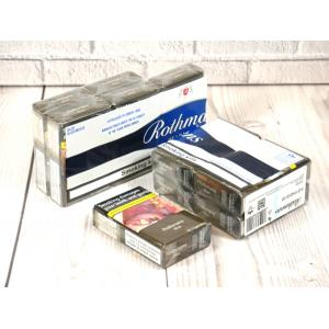 Rothmans Blue Kingsize - 10 Packs of 20 Cigarettes (200)