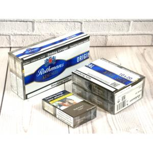 Rothmans Original Kingsize - 10 Packs of 20 Cigarettes (200)