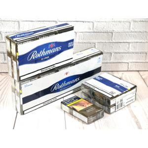 Rothmans Blue Superking - 20 Packs of 20 Cigarettes (400)