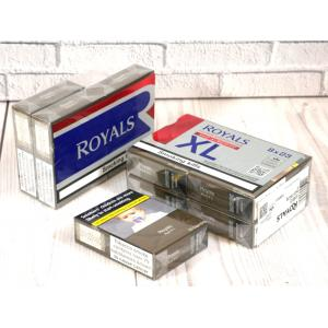 Royals Red Kingsize XL - 16 Packs of 23 Cigarettes (368)