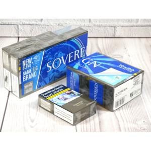 Sovereign New Dual Kingsize - 10 packs of 20 cigarettes (200)