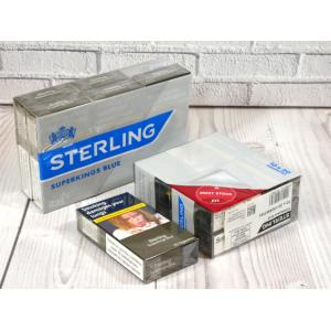 Sterling Blue Superking - 10 Pack of 20 Cigarettes (200)