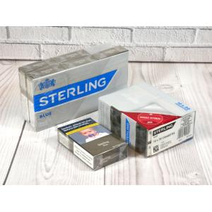 Sterling Blue Kingsize - 10 Packs of 20 Cigarettes (200)