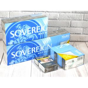 Sovereign Sky Blue Kingsize - 20 packs of 20 cigarettes (400)