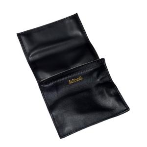 Dr Plumb Leather Roll Up Tobacco Pouch