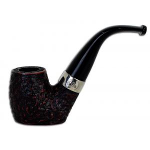 Peterson Donegal Rocky 306 Fishtail Nickel Mounted Pipe (PE080)