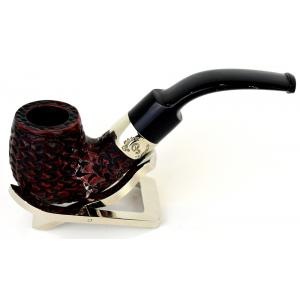 Peterson Donegal Rocky 221 Nickle Mounted Fishtail Pipe (PE097)