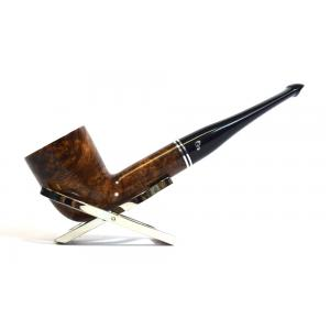 Peterson Dublin Filter 120 Smooth 9mm Straight P Lip Pipe (PE1257)