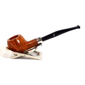 Peterson Natural Army 407 Sterling Silver Fishtail Pipe (PE551)