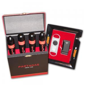 EMS Havana Cigar Gift Hamper - Partagas and Cigar Accessories Set