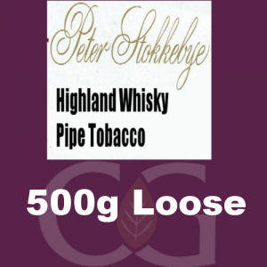 Peter Stokkebye Highland W Pipe Tobacco 0500g