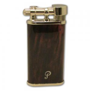 Peterson Pipe Lighter - Brown