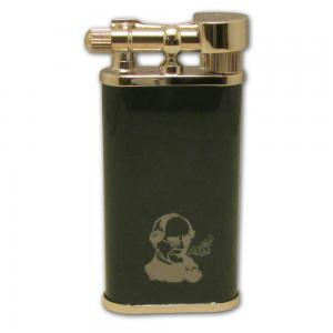 Peterson Pipe Lighter - Green