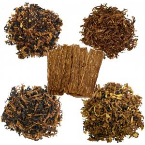 Mixed Pipe Tobacco Sampler - 50g