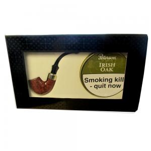 Peterson Standard 314 and Irish Oak Gift Set