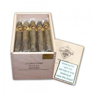 Principes Belicoso Maduro Cigar - Box of 25