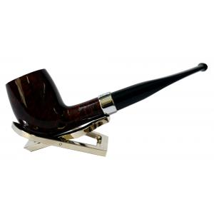 Rattrays Hail to the King 37 Chestnut Fishtail 9mm Pipe (RA273)