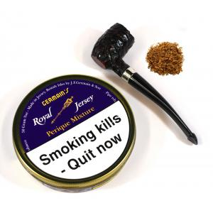 Germains Royal Jersey Perique Mixture Pipe Tobacco 50g Tin