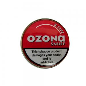 Ozona R Type (Raspberry) Snuff - 5g Tin