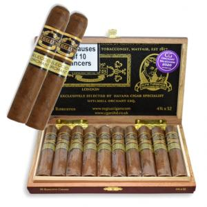 10 + 2 - Regius Seleccion Orchant 2020 Robusto - 12 Cigars