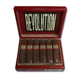 Te-Amo Revolution Short Robusto Cigar - Box of 18