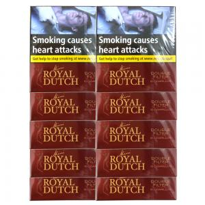 Ritmeester Royal Dutch Double Filter Red - 10 Packs of 10 (100 cigars)