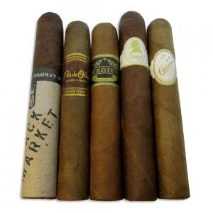 New World Robusto Retirement Sampler - 5 Cigars