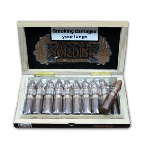 Rocky Patel Nording Torpedo Cigar - Box of 20