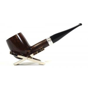 Savinelli Trevi 111 Smooth 6mm Filter Fishtail Pipe (SAV501)