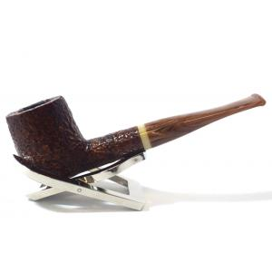 Savinelli Dolomiti 106 Rustic Light Brown 9mm Filter Fishtail Pipe (SAV573)