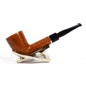Savinelli Otello 409 Smooth Straight Dublin 6mm Fishtail Pipe (SAV78)