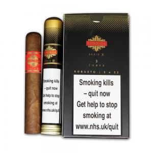 CLEARANCE! Condega Serie S Robusto Tubo Cigar - Pack of 3 (End of Line)