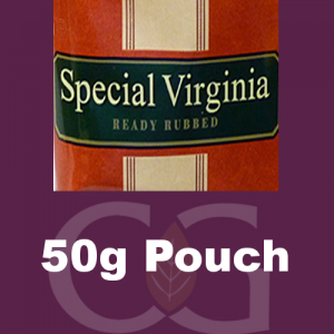 Special Virginia Ready Rubbed Pipe Tobacco - 50g Pouch