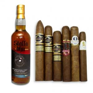Stalla Dhu Speyside and Exclusive Cigar Selection Pairing